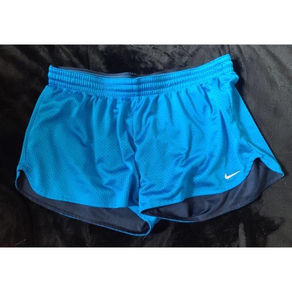Nike mesh drifit shorts